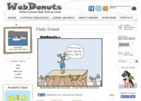 webdonuts.com