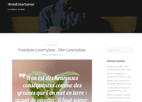 webentertainer.fr