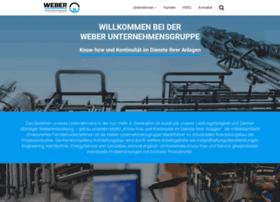 weber-unternehmensgruppe.com