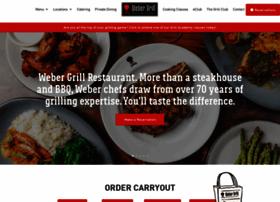 webergrillrestaurant.com