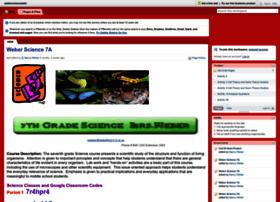 webersciencewiki.pbworks.com