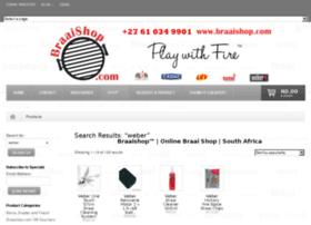 webershop.co.za