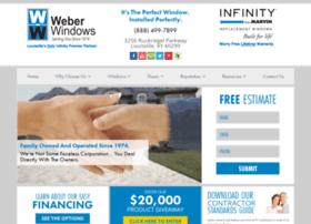 weberwindows.com