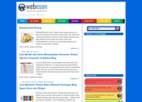 webeson.blogspot.com