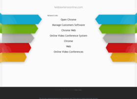 webextensionline.com
