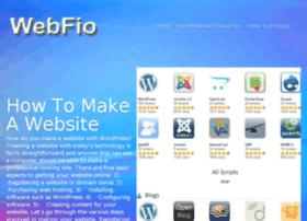 webfio.com