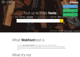 webfont-test.com