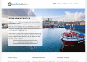 webfooteddesigns.co.uk