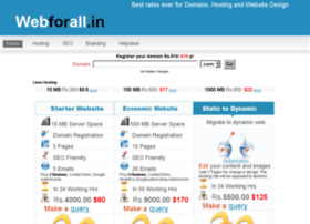 webforall.in