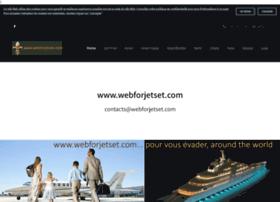 Webforjetset.com
