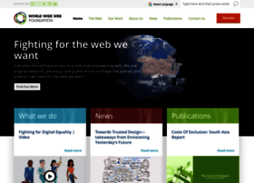 webfoundation.org