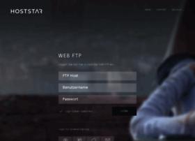 webftp.hoststar.ch