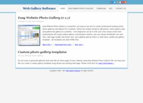 webgallerysoftware.com