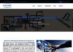webgatewayindia.co.uk