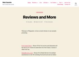 webgazette.co.uk