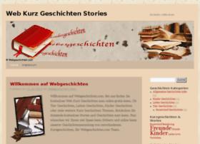 webgeschichten.com