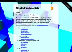 webglfundamentals.org