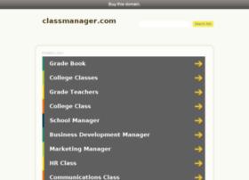 webgrade.classmanager.com
