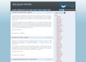 webguvenligi.org