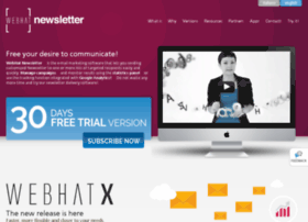 webhatnewsletter.com
