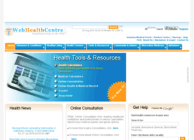 webhealthcentre.com