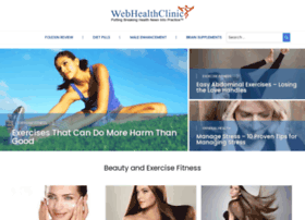 webhealthclinic.com