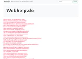 webhelp.de