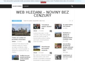 webhledani.cz