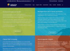 webhosting-franken.de
