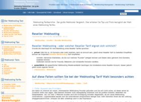 webhosting-testberichte.de