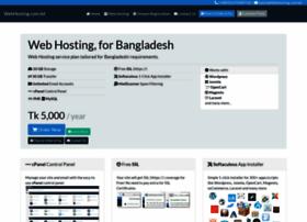 webhosting.com.bd