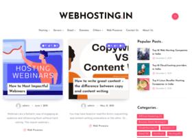 webhosting.in