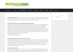 webhostingchoice.com