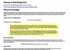 webhostingfaq.biz