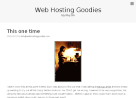 webhostinggoodies.com
