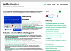 webhostinginfo.nl