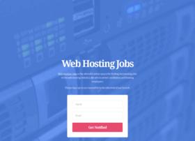 webhostingjobs.com