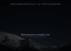 webhostingreviewplanet.com