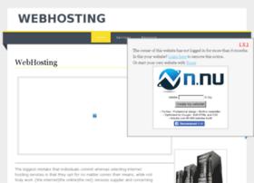 webhostingservices.n.nu