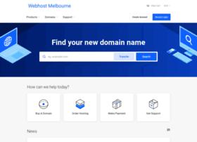 webhostmelbourne.com