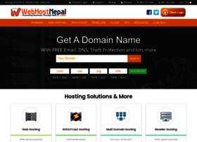 webhostnepal.com