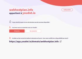 webhostplan.info