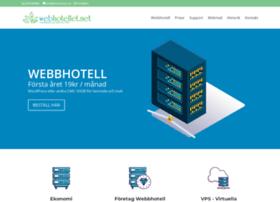 webhotellet.net