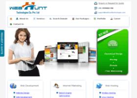 webhunttechnologies.com