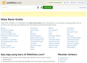 webiklan.com