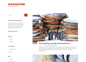 webinform.nl