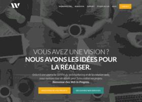 webinprogress.com