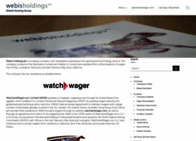 webisholdingsplc.com