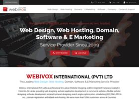 webivox.com