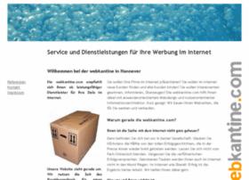 webkantine.com